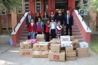 KARDEŞ OKUL - Silopi Koç'tan Kardeş Okula Yardım