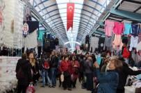 PAZARKULE - Sosyete Pazarına Akın Ettiler
