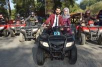 KENT ORMANI - Spil'de ATV Turları Başladı