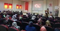 ÇALIŞAN ÇOCUKLAR - Tatvan'da 'Aile İçi İletişim' Semineri