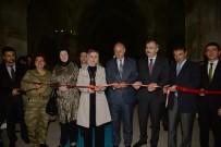 MAHMUTHAN ARSLAN - Tezhip Ve Minyatür Sergisi Açıldı