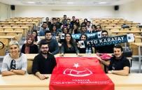 KONYA TICARET ODASı - Türkiye'de İlk Kez Üniversitelerde 'Voleybol Hakemliği' Dersi Verilmeye Başlandı