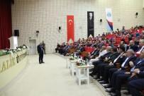 SOSYAL ADALET - 'Uluslararası Mercidabık'tan Günümüze Açıklaması 500 Yılda Orta Doğu' Sempozyumu Düzenlendi