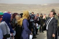 ORMAN GENEL MÜDÜRLÜĞÜ - Vali Ali Hamza Pehlivan, Gençlerle Birlikte Fidan Dikti