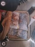 GAZIANTEP EMNIYET MÜDÜRLÜĞÜ - Yolcu Valizinden Uyuşturucu Çıktı