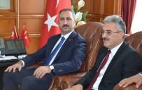 ABDÜLHAMİT GÜL - Adalet Bakanı Gül'den, Cumhuriyet Vurgusu