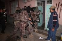 KORSAN GÖSTERİ - Adana'da PKK/KCK Operasyonu Açıklaması 13 Gözaltı