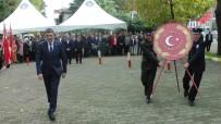 YASIN ÖZTÜRK - Akçakoca'da 29 Ekim Cumhuriyet Bayramı Çelenk Sunumu İle Başladı