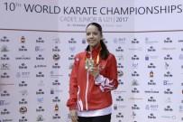 JOVANOVIC - Asena Dünya Karate Şampiyonasında Üçüncü Oldu