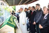 İSTANBUL KARTAL - Bakan Canikli Giresun'da Cenazeye Katıldı