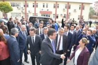 NAHÇıVAN - Bakan Zeybekci, Iğdır'da, Türkiye-Azerbaycan İş Forumu'na Katıldı