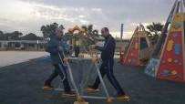 ZABITA MÜDÜRÜ - Başkan Nehir, Yaşam Boyu Spor Etkinliklerine Katıldı