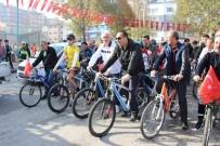 GENÇLİK VE SPOR İL MÜDÜRÜ - Bisiklet Turuna İlgi