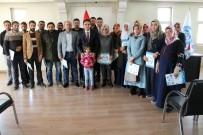 İŞ KADINI - Çaldıran Belediyesinden Bir Örnek Kurs Daha