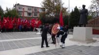 ÇANAKKALE VALİLİĞİ - Çanakkale'de Cumhuriyet Bayramı Törenle Kutlandı