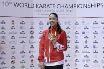 JOVANOVIC - Dünya Karate Şampiyonası'nda Asena Pekmezoğlu Üçüncü Oldu