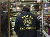 EVCİL HAYVAN - Eminönü'nde Hayvan Pazarına Sülük Baskını