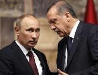 VLADIMIR PUTIN - Erdoğan'dan kritik görüşme