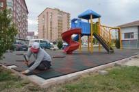 UZMAN JANDARMA - Ereğli'de Park Yenileme Çalışmaları