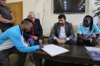 FUTBOLCU TRANSFERİ - Eyyübiye Belediyesi Ampute Takımı İki Yabancı Futbolcu İle Anlaştı