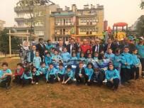 ORTAHISAR - Genç Açıklaması '17 Bin 311 Metrekare Alanı Yeşillendirdik'