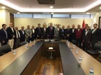 TAŞDELEN - Hakkari'den Çankaya Belediyesine Ziyaret