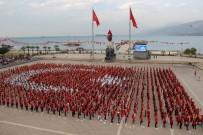 RECEP SOYTÜRK - İskenderun'da Bin 923 Yürek Tek Bayrak Oldu