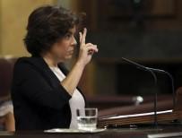 MARİANO RAJOY - Katalonyanın Yönetimi Başbakan Yardımcısı Soraya Saenz'e Verildi