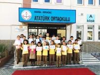 HAKKARİ YÜKSEKOVA - Kırkağaçlı Öğrencilerden Mehmetçiklere Mektup