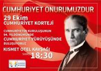 İSMAİL CEM - Kuşadası'nda 29 Ekim'de ' Adım Adım Cumhuriyet ' Temalı Kortej Yapılacak