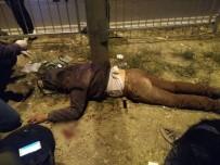 AŞIRI HIZ - Kuşadası'nda Motosiklet Kazası Açıklaması 2 Yaralı