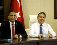 EĞİTİM KALİTESİ - Mersin Barosu İle Mersin Üniversitesi Arasında İşbirliği