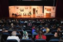 HARAMILER - Mersin Şehir Tiyatroları Perdelerini Açtı