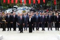 ESENGÜL CIVELEK - Muğla'da 29 Ekim Çelenk Töreni