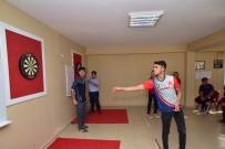 BOWLING - Osmaniye'de 29 Ekim Cumhuriyet Bayramı Dart Turnuvası Yapıldı