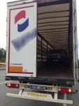 USULSÜZLÜK - Rize'de Gümrük Kaçağı Lüks Otomobil Ele Geçirildi