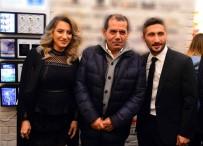 SABRİ SARIOĞLU - Sabri Sarıoğlu, Optik Dükkanı Açtı