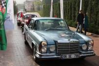 KLASİK OTOMOBİL - Sakarya'da Klasik Araçlarla 'Cumhuriyet Rallisi' Gerçekleşti