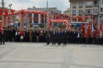TAHSIN KURTBEYOĞLU - Söke'de Cumhuriyet Bayramı Kutlamaları Başladı