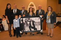 FOLKLOR GÖSTERİSİ - Söke Rotary Ve SÖGİAD'tan Cumhuriyet Balosu