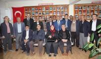 ÖMER KARAMAN - Sungurlu Şehit Aileleri Yeni Başkanını Seçti