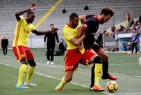 SERDAR ÖZKAN - Süper Lig Açıklaması Gençlerbirliği Açıklaması 0 - Evkur Yeni Malatyaspor Açıklaması 0 (İlk Yarı)