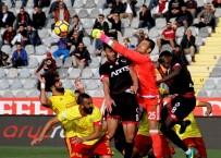 SERDAR ÖZKAN - Süper Lig Açıklaması Gençlerbirliği Açıklaması 0 - Evkur Yeni Malatyaspor Açıklaması 1 (Maç Sonucu)