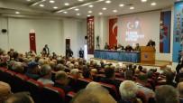 TRABZONSPOR BAŞKANı - Trabzonspor 40. Olağan Divan Genel Kurulu Yapıldı