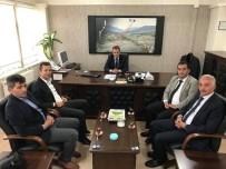 KADİR ÇELİK - Tufanoğlu Erzincan'da Teşkilat Çalışması Yaptı
