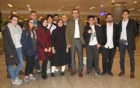 FEYZA HEPÇILINGIRLER - Türkiye'yi Anlatıp İstanbul Tatili Kazandılar