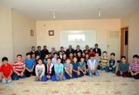 MÜFTÜ YARDIMCISI - Vali Büyükakın'dan Kur'an Kurslarına Ziyaret