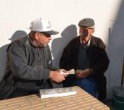 MUSTAFA ERDOĞAN - Yaşlı Adamın 40 TL'si Gasp Edildi