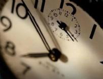 YAZ SAATİ UYGULAMASI - Yaz saati uygulamasına ilişkin Bakanlar Kurulu kararı