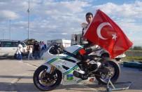 AHMET EDIP UĞUR - Ali Efe Avrupa Şampiyonu Oldu